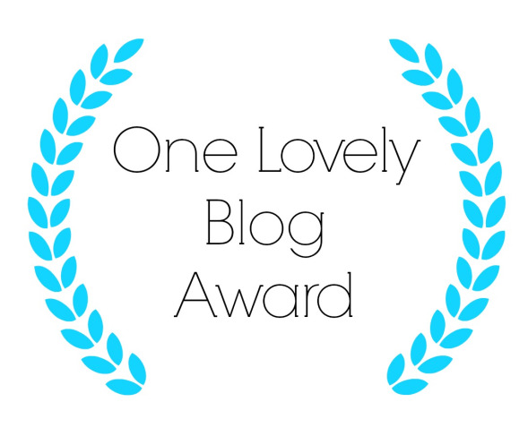 One Lovely Blogger Award